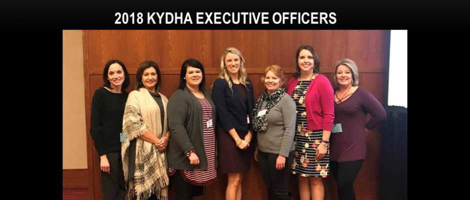 2018 KYDHA OFFICERS